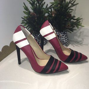 Gx by Gwen Stefani Leather Heels